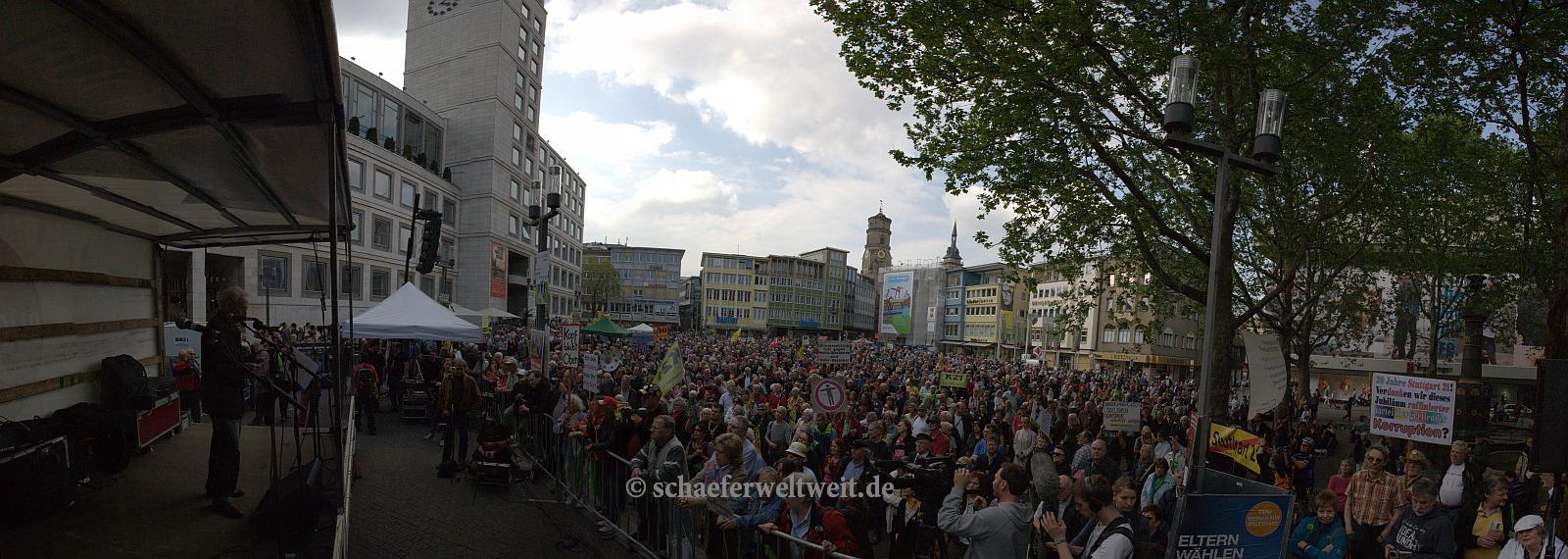 ©2014 Alexander Schäfer - Kundgebung im Rahmen der KOPFmachenKonferenz