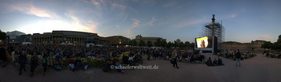 ©2014 Alexander Schäfer - 21. Internationale Trickfilmfestival auf dem Stuttgarter Schlossplatz