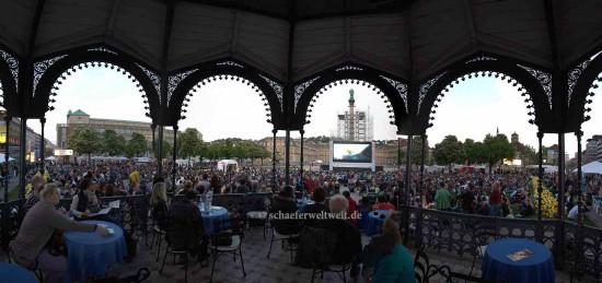 ©2014 Alexander Schäfer - 21. Trickfilmfestival auf dem Stuttgarter Schlossplatz