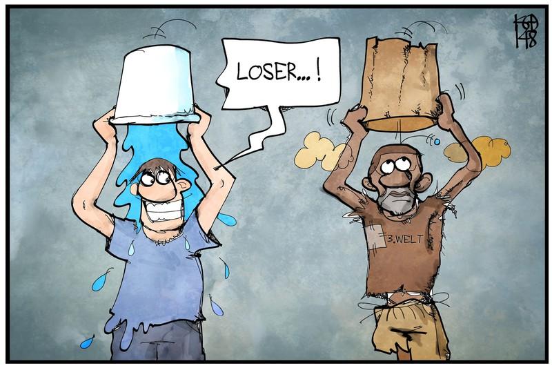 Karikatur: Kostas Koufogiorgos