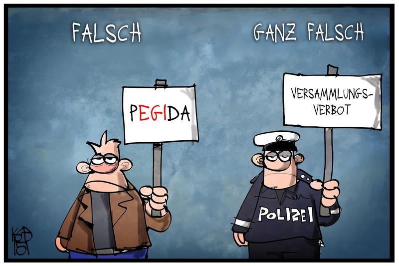 Karikatur: Kostas Koufogiorgos www.koufogiorgos.de