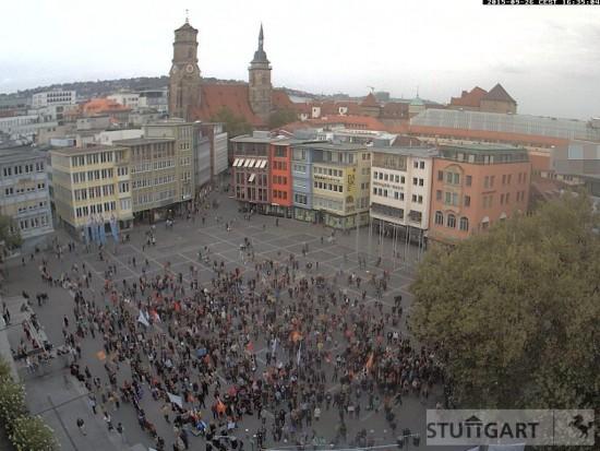 Webcam Marktplatz / 16:35 Uhr