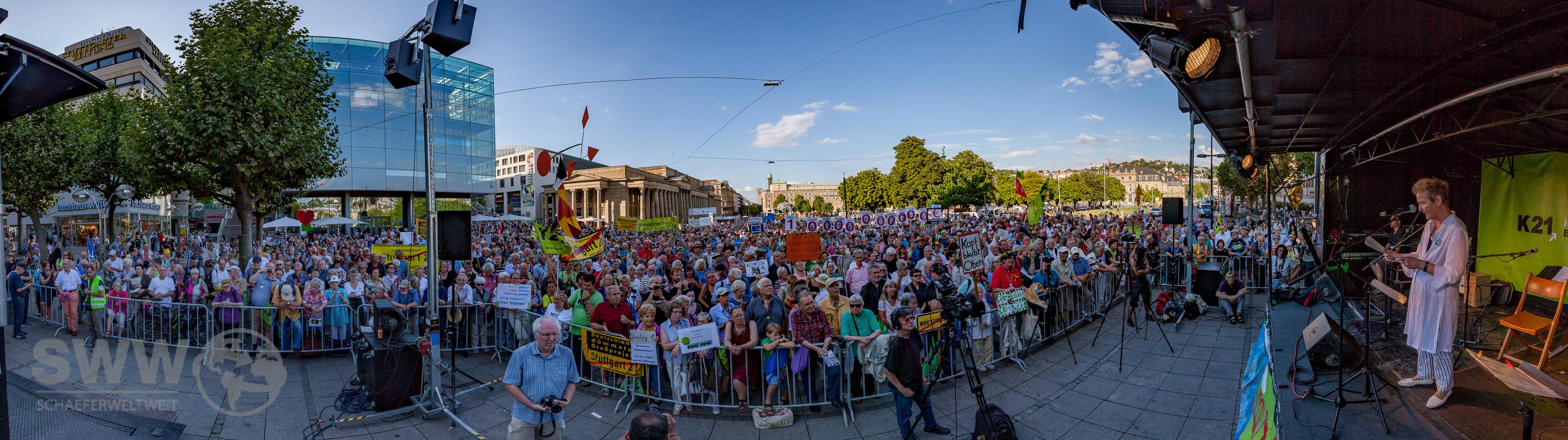 ©2016 Alexander Schäfer - 333.Montagsdemonstration in Stuttgart